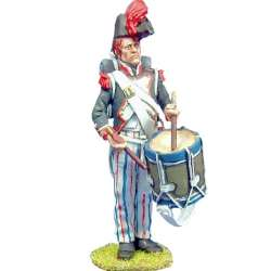 Tambor granaderos línea 1804