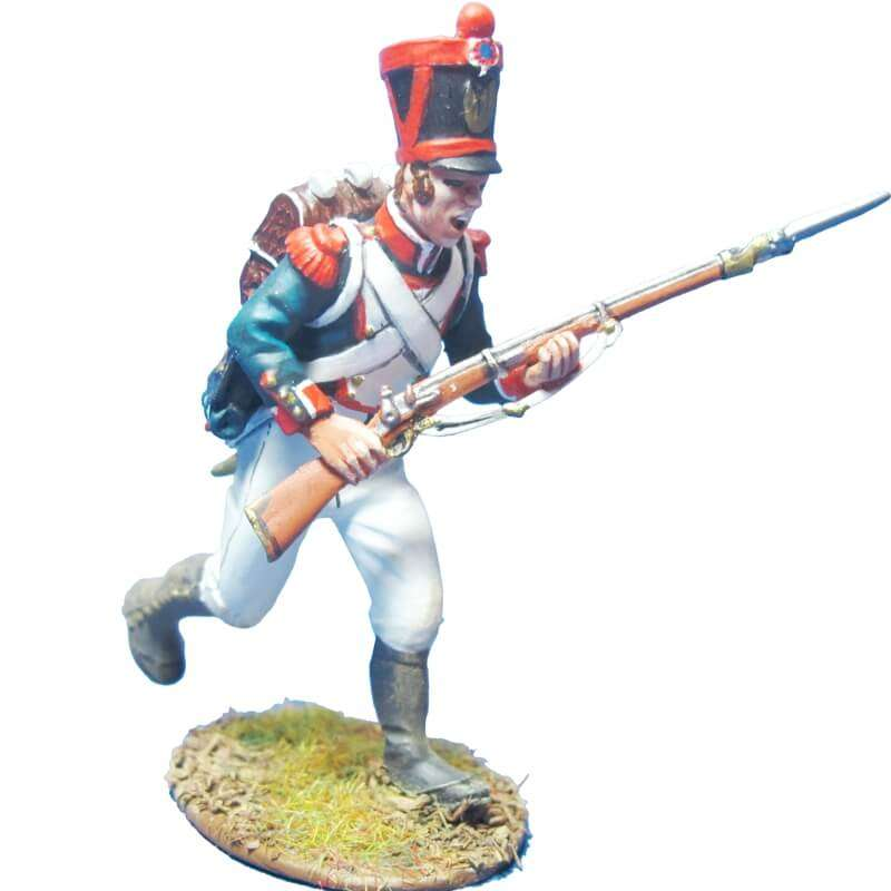 French line infantry grenadiers 1815