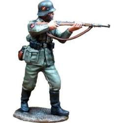 WW 167 toy soldier volunteers division Volkhov trooper