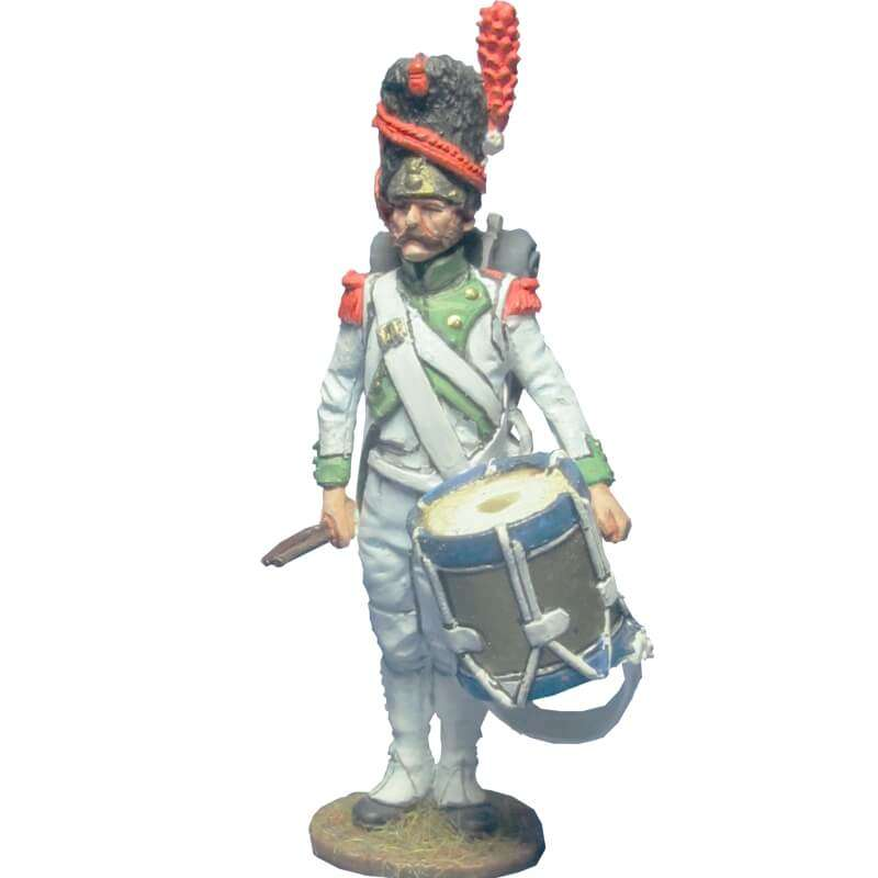4th infantry regiment grenadier 1806 drummer