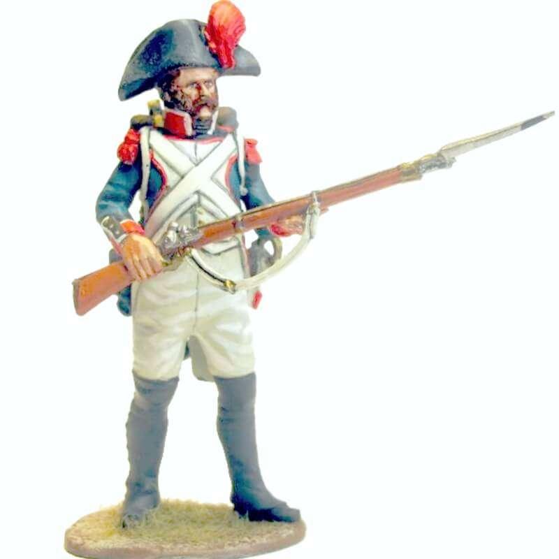 French line infantry grenadier 1805