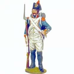 Granadero infantería línea francesa 1805 en descanso 2