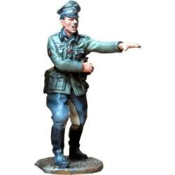 Spanish volunteers Blue division Volkhov 1942 officer