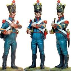 Soldado de artillería línea francesa 1