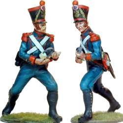 Soldado de artillería línea francesa 2