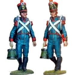 Soldado de artillería línea francesa 3