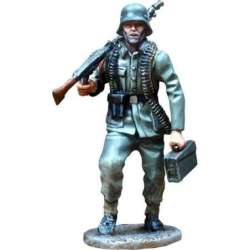 WW 170 Spanish volunteers division Volkhov 1942 MG gunner