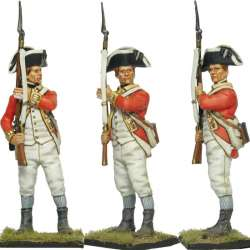 62nd british infantry regiment fussilier 3