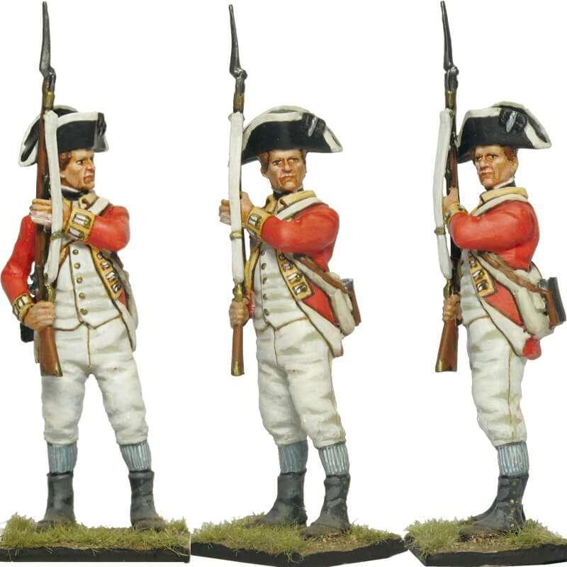 62nd british infantry regiment fussilier 3