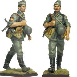 Spanish Blue division 250 WH infantry division NCO