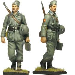 Spanish Blue division 250 WH infantry division MG Server