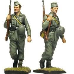 Soldado 1 de la división 250 WH División azul