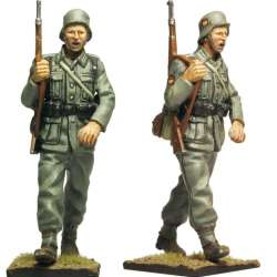 Spanish Blue division 250 WH infantry division Private 3