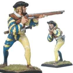 WW 071 BRITISH RED CAP PROVOST