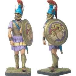 Oficial de infantería macedonio