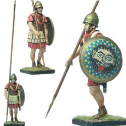 CW 011 Macedonian infantry...