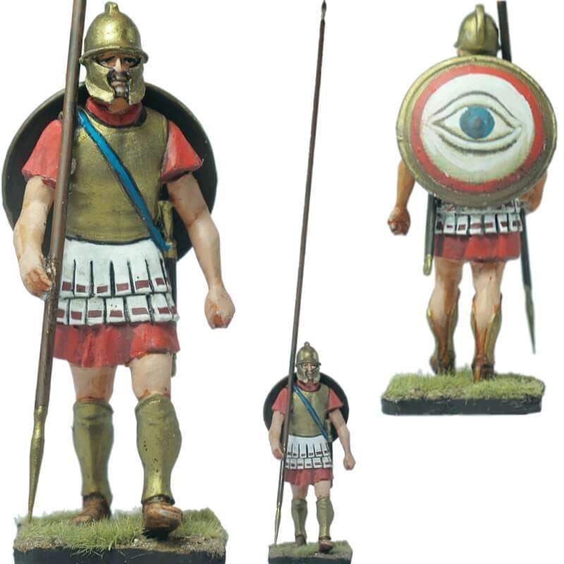 Helenistic period infantryman Argos