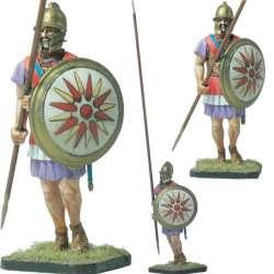 Macedonian infantryman Thracian helmet