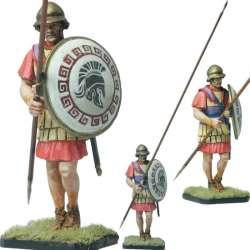 Macedonian infantryman beotian helmet