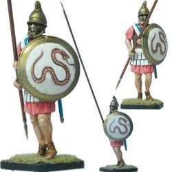 Infante macedonio escudo Hydria
