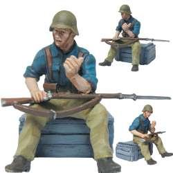 Falange militiaman 1937