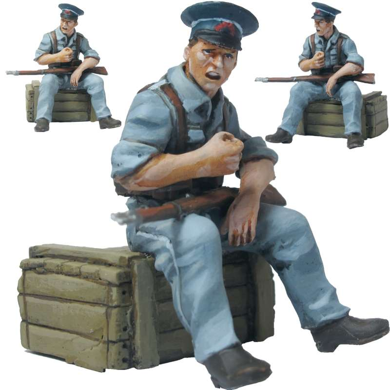 Cabo Guardia de Asalto ejército republicano