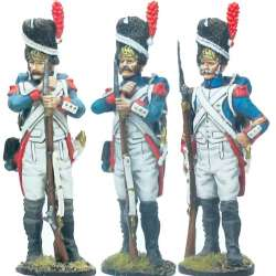 Set 1 Granaderos guardia imperial