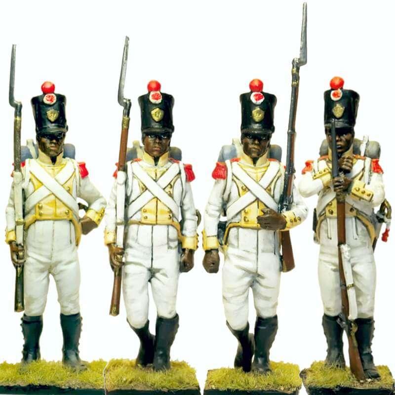 Set 1 Neapolitan Africa regiment