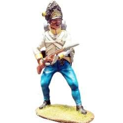 Granaderos regimiento húngaro Hiller pose combate 2