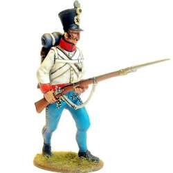 Fusileros regimiento infantería austriaco Duka en prevengan
