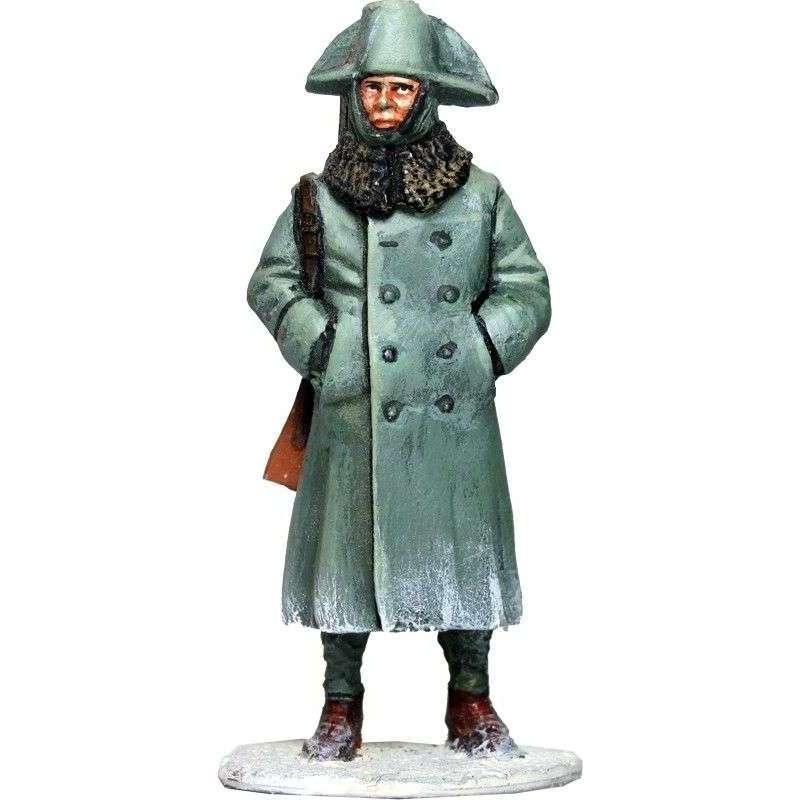 Carabinero ruso invierno