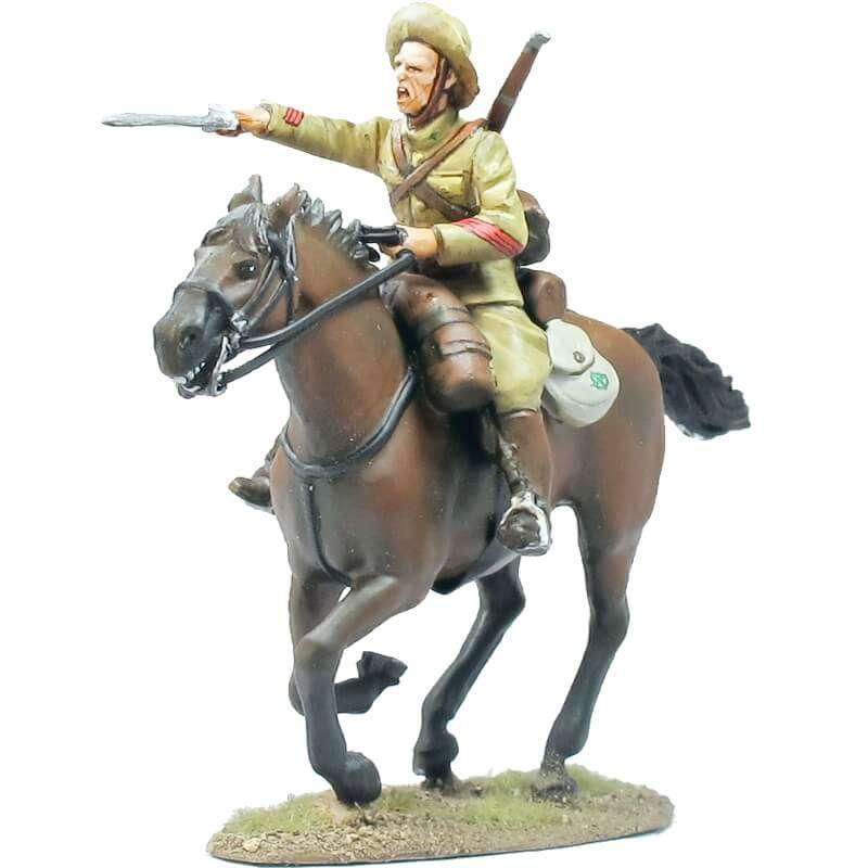 Regimiento de cazadores de Alcántara cabo