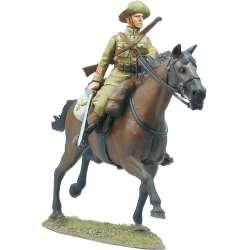Regimiento de cazadores de Alcántara sargento