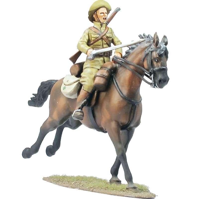 Regimiento de cazadores de Alcántara soldado