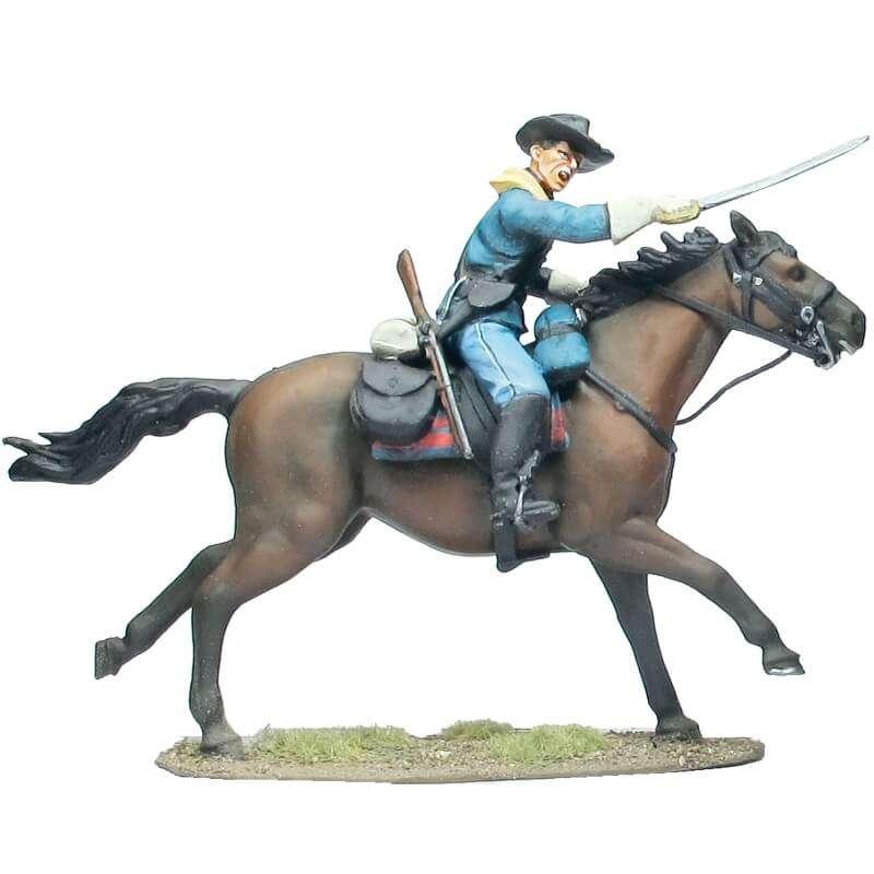 Soldado del 7º de caballería