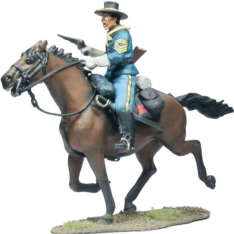 Sargento del 7º de caballería