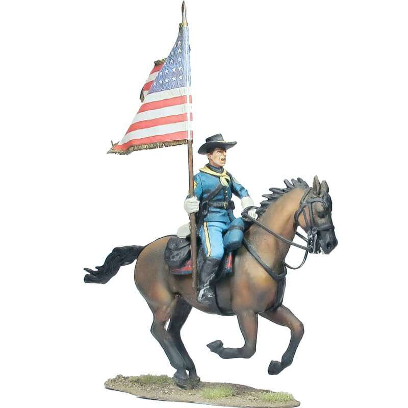 National color 7th cavalry