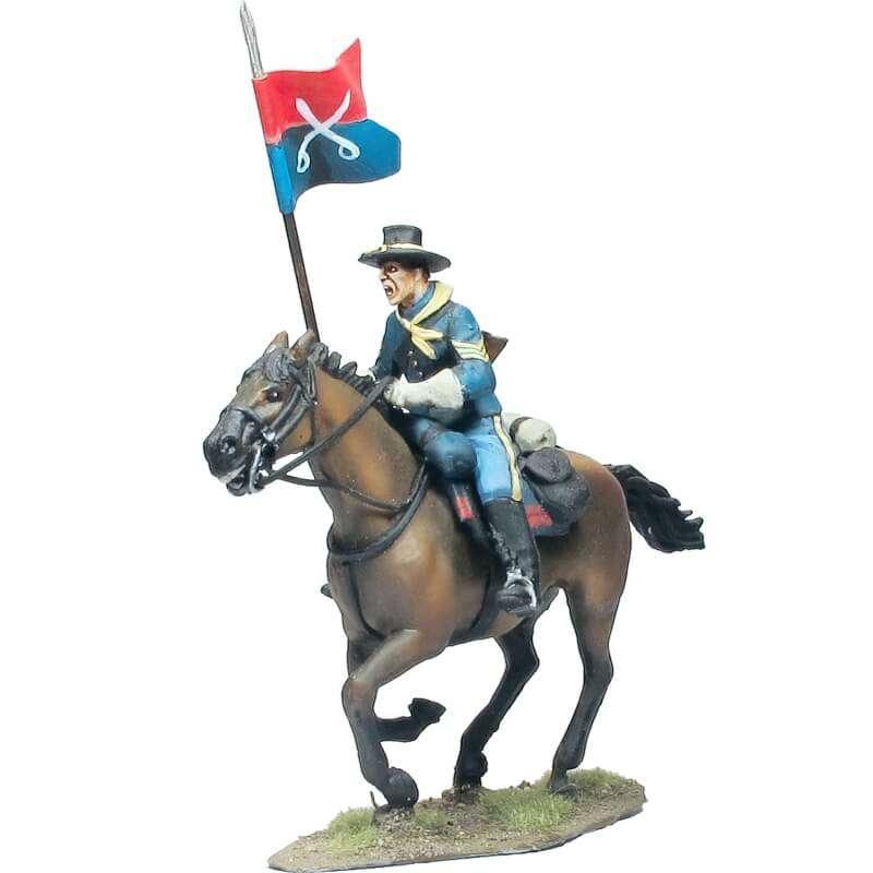 Banderín de escuadrón del 7º de caballería