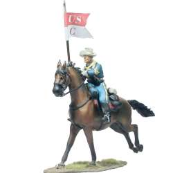 Us cavalry company guidon
