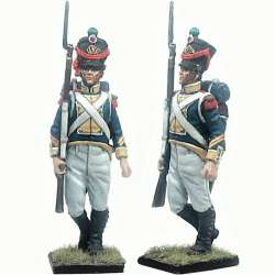 Vistula legion grenadier NCO 1808