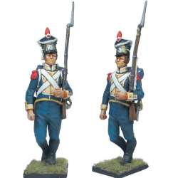 NP 245 FRENCH IMP GUARD GRENADIER FULL DRESS