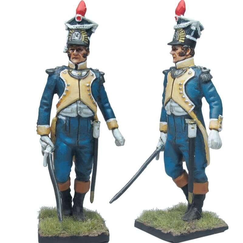 Vistula legion officer winter dress