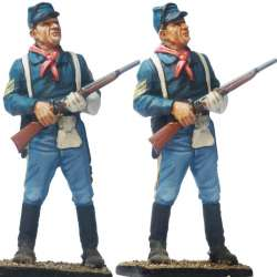 NP 273 BAVARIAN 4TH LINE INFANTRY RGT PRIVATE CHARGING 3