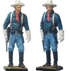 Capitán Septimo de caballería