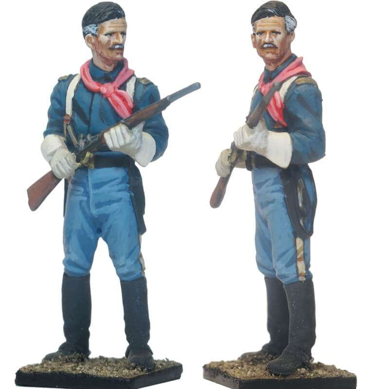 NP 276 BAVARIAN 4TH LINE INFANTRY RGT PRIVATE STANDING 2