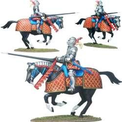 Gendarme francés 2 Pavía 1525