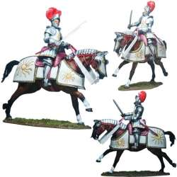 Gendarme francés 3 Pavía 1525