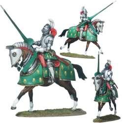 Gendarme francés 4 Pavía 1525