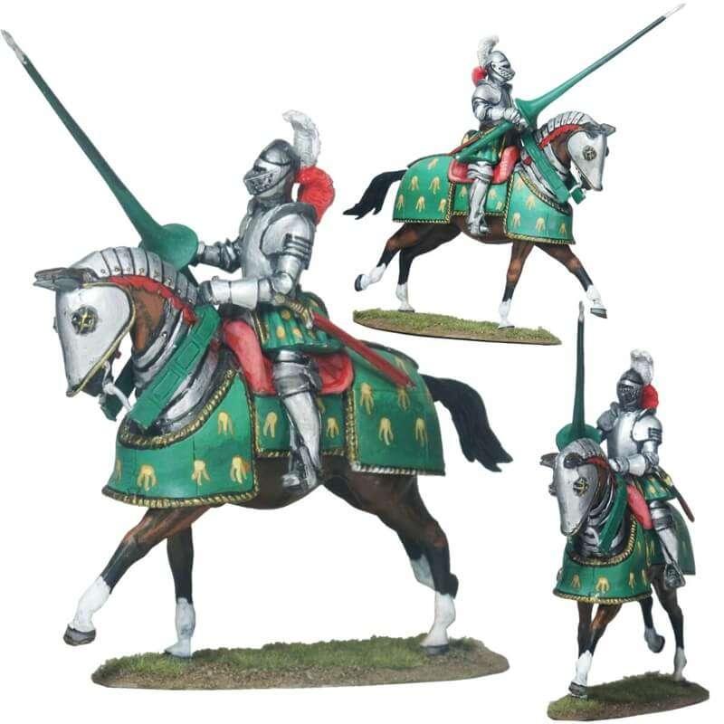 French gendarme 4 Pavia 1525