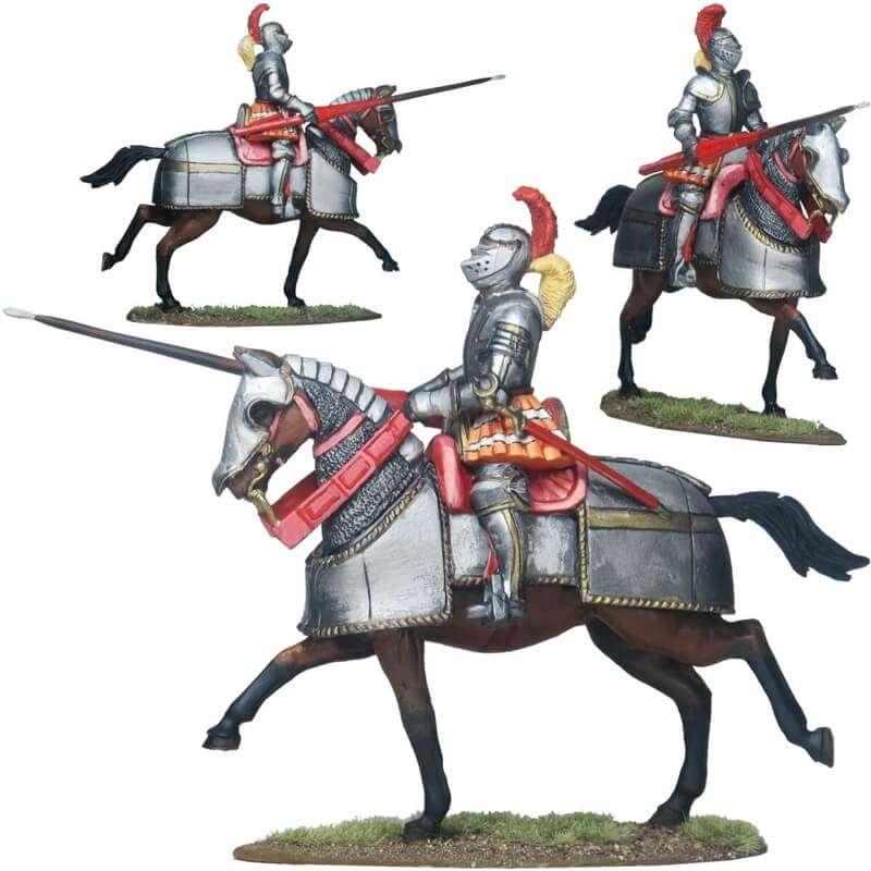 Gendarme francés 5 Pavía 1525